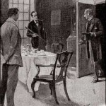 The Hound of the Baskervilles - Chapter 1: Mr. Sherlock Holmes