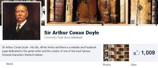 1,000 fans on Facebook